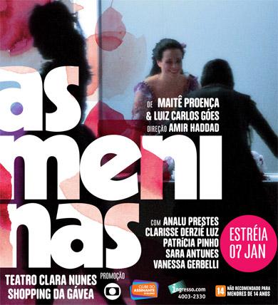 Teatro As Meninas - Vanessa Gerbelli